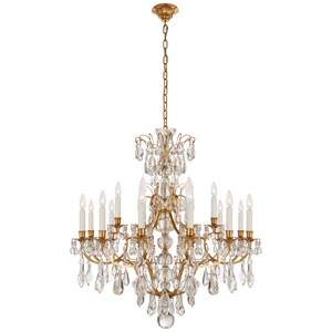 Antoinette Medium Chandelier - Luxury Lighting By Greige