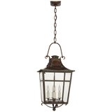 Carrington Small Lantern - Luxury Lighting By Greige