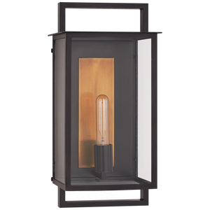 Halle Medium Wall Lantern - Luxury Lighting By Greige