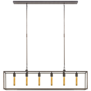 Belden Linear Lantern - Luxury Lighting By Greige