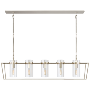 Presidio Large Linear Lantern