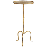 Hand-Forged Martini Table - Luxury Lighting By Greige