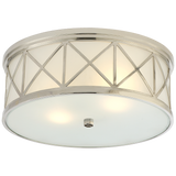 Montpelier Large Flush Mount - Luxury Lighting By Greige
