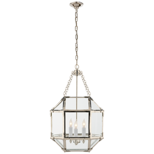 Morris Small Lantern - Luxury Lighting By Greige
