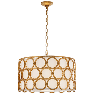 Alexandra Medium Hanging Shade - Luxury Lighting By Greige