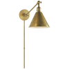 Boston Functional Single Arm Library Light - Luxury Lighting By Greige