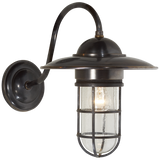 Marine Medium Wall Light - Luxury Lighting By Greige