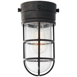 Marine Indoor / Flush Mount Light - Luxury Lighting By Greige