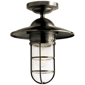 Marine Medium Flush Mount - Luxury Lighting By Greige