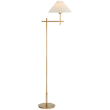 Hackney Bridge Arm Floor Lamp - Luxury Lighting By Greige