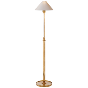 Hargett Floor Lamp - Luxury Lighting By Greige