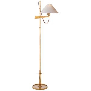 Hargett Bridge Arm Floor Lamp - Luxury Lighting By Greige