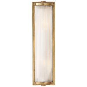 Dresser Long Glass Rod Light - Luxury Lighting By Greige