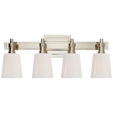 Bryant Four-Light Bath Sconce - Luxury Lighting By Greige