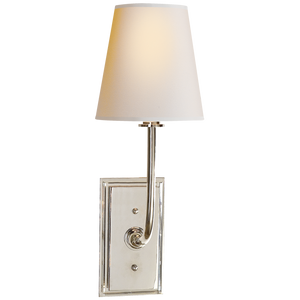 Hulton Sconce - Luxury Lighting By Greige