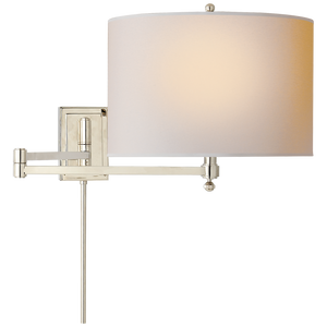 Hudson Swing Arm - Luxury Lighting By Greige