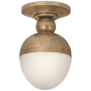 Clark Flush Mount - Luxury Lighting By Greige
