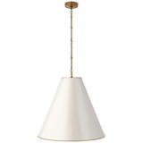 Goodman Large Hanging Lamp - Luxury Lighting By Greige