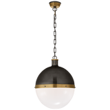 Hicks Extra Large Pendant - Luxury Lighting By Greige