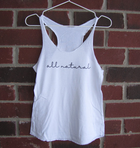 All Natural Tank Top
