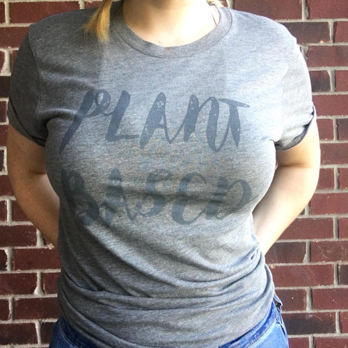 Plant Based T-Shirt (Grey)