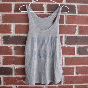 Plant Based Tank Top (Grey)