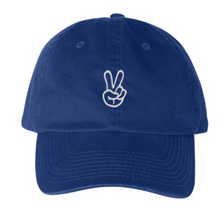 Load image into Gallery viewer, Peace Hat