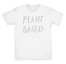 Load image into Gallery viewer, Plant Based T-Shirt (White)