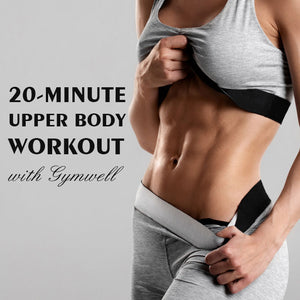 GYMWELL 4-CIRCUIT UPPER BODY WORKOUT (Core & Arm)