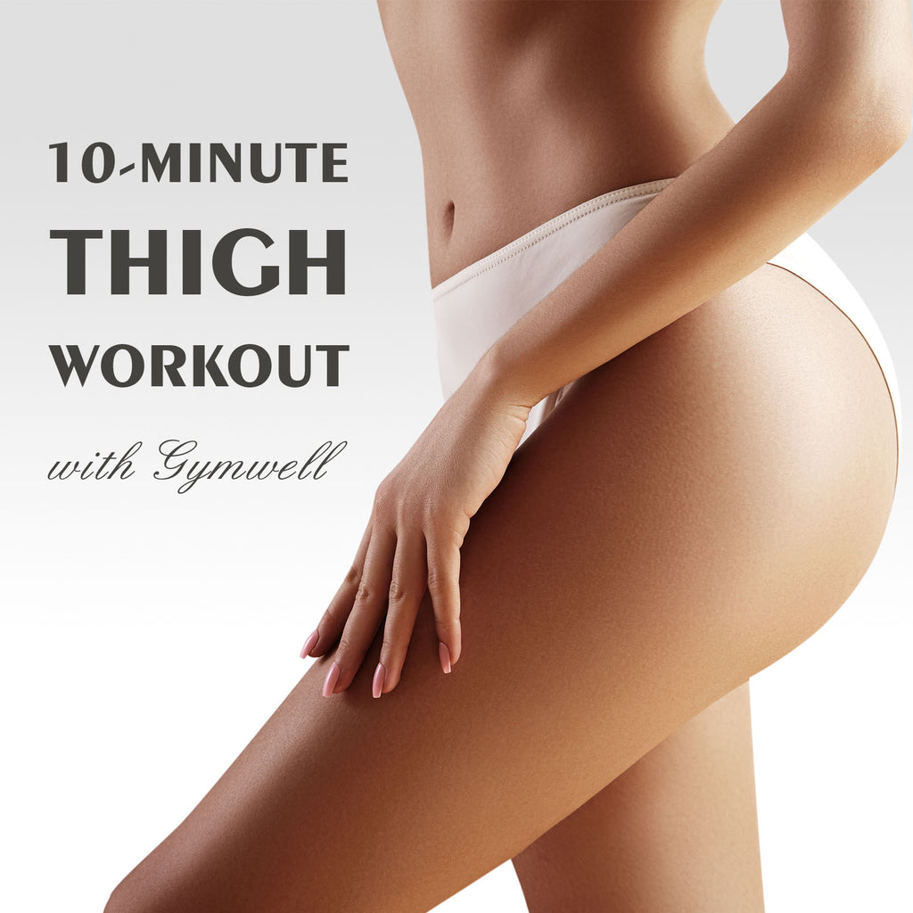 GYMWELL THIGH WORKOUTS - FRONT LOADED SQAUT