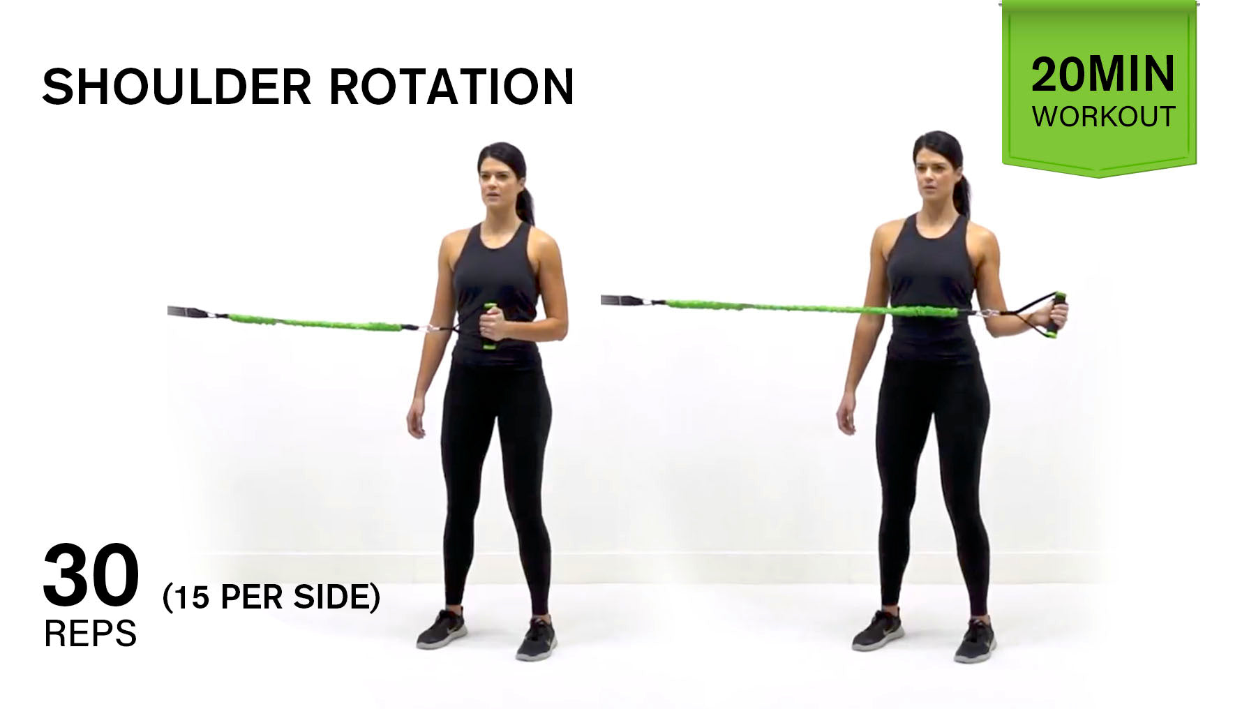 Gymwell Shoulder Rotation