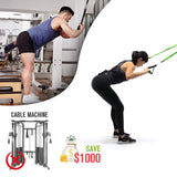 Gymwell Full Portable Gym Home Workout Package 2.0 Sports & Outdoors GYMWELL