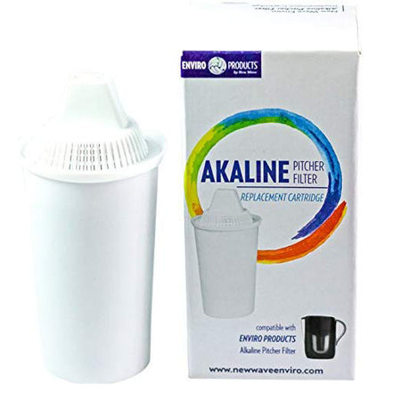 New Wave Enviro Alkaline Water Filter Replacement Cartridge