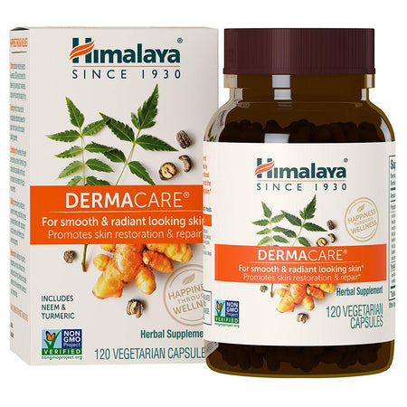 Himalaya DermaCare with Neem for Clear Skin and Mild Acne