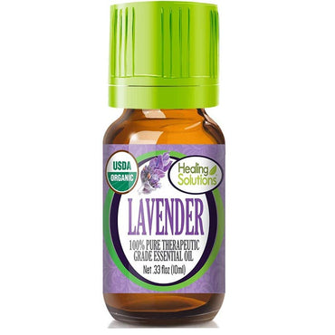 Organic Lavender Essential Oil - 10ml