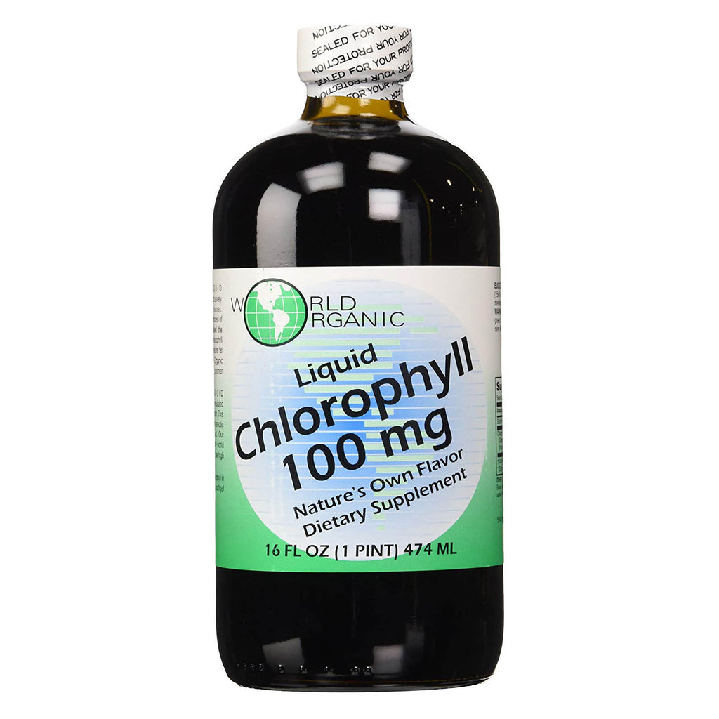 World Organic Chlorophyll Supplement