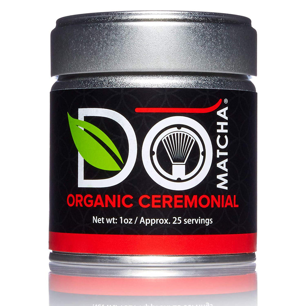 DoMatcha - Organic Ceremonial Green Tea Matcha Powder