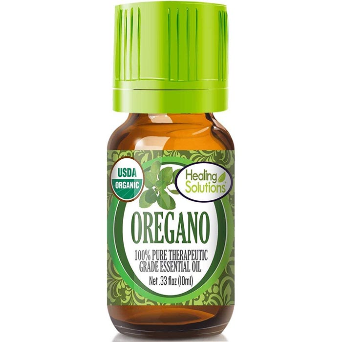 Organic Oregano Essential Oil - 10ml