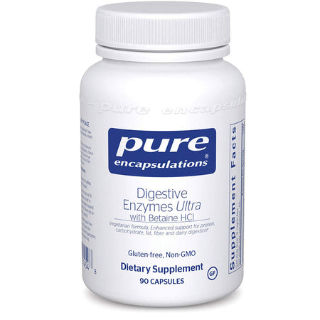 Pure Encapsulations - Digestive Enzymes Ultra with Betaine HCl