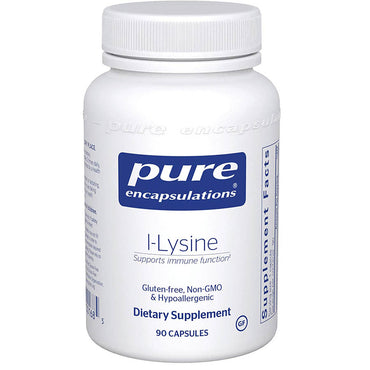 Pure Encapsulations - l-Lysine