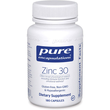 Pure Encapsulations - Zinc 30 - Zinc Picolinate