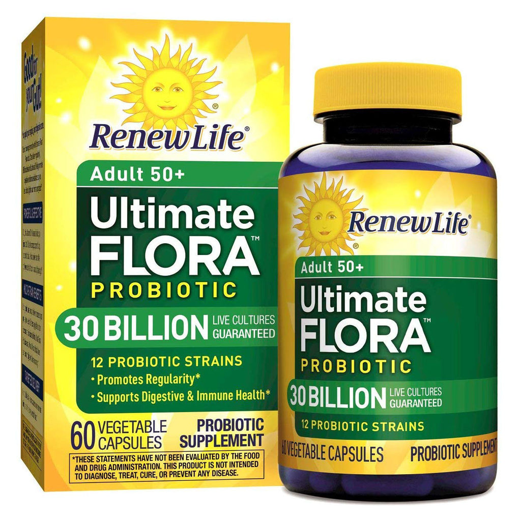 Renew Life Ultimate Flora Senior Formula