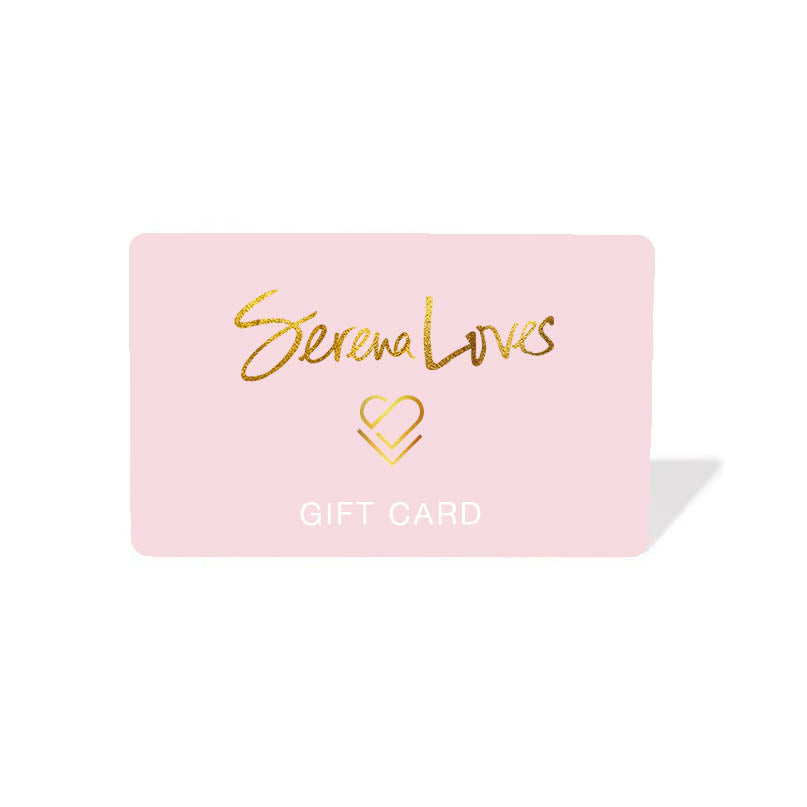 Serena Loves Gift Cards
