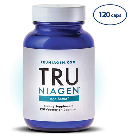 TRU NIAGEN Nicotinamide Riboside - Patented NAD Booster for Cellular Repair & Energy
