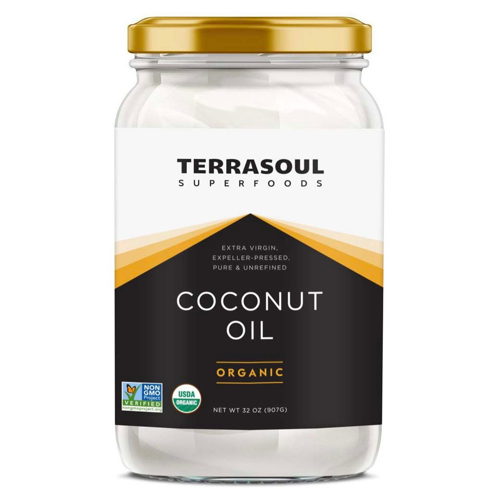 Terrasoul Superfoods Organic Virgin Coconut Oil