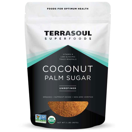 Terrasoul Superfoods Organic Coconut Sugar