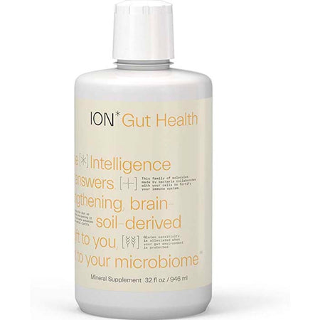 ION*Gut Health | Promotes Digestive Wellness, Strengthens Immune Function