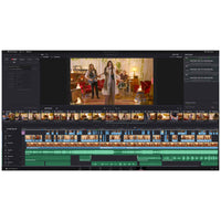 Blackmagic Design DaVinci Resolve's Deliver Page; wide format support, complete mastering and exceptional compatibility!