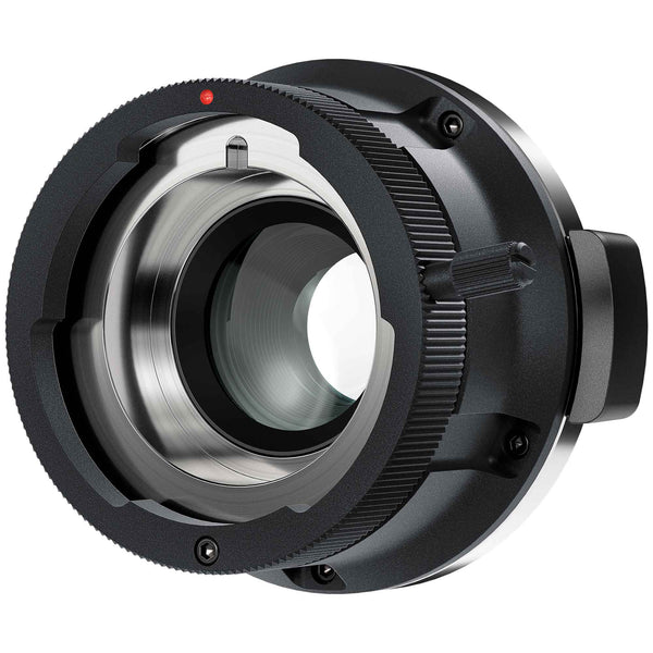 Blackmagic Design URSA Mini Pro B4 Mount with precision optics and spherical aberration correction.