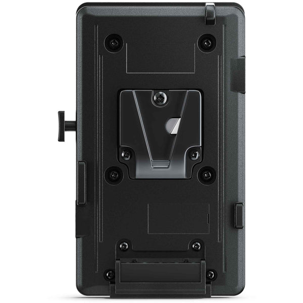 Blackmagic Design URSA Camera V-Lock Battery Plate with V-Lock Battery Mount